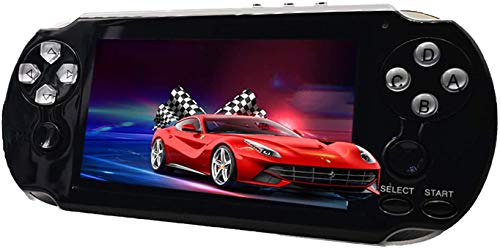 Handheld Game Console, Pap Gametall Retro Game Console OpenDingux Tony System 3000 Classic Games Support 32G TF Card ,Portable Game Console 4.3inch TFT Screen Supports HDMI Output