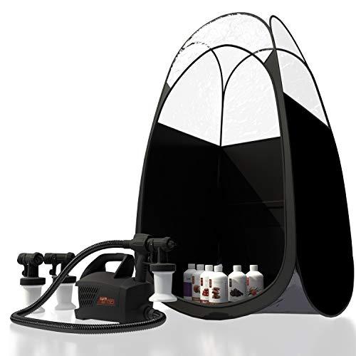 Maximist Evolution TNT Spray Tanning Kit (Includes Black Tent & Suntana Solutions)