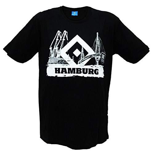 Hamburger SV HSV Herren-T-Shirt Brah Gr. 2XL