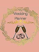 Hochzeitsplaner: Hochzeitsplaner & Organizer Engagement Grosses Geschenk fuer Paare / Alle Checklisten, Buch Budget, Zeitleiste, Gaesteliste, Tischbestuhlung, Hochzeitskleidung und mehr.