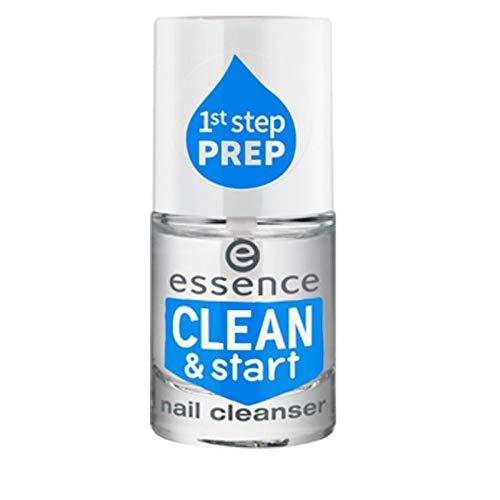 essence Clean & Start Nail Cleanser Nagelunterlack 8 ml