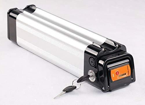 Batería para bicicleta eléctrica (24 V, 15 Ah, 360 Wh, iones de...