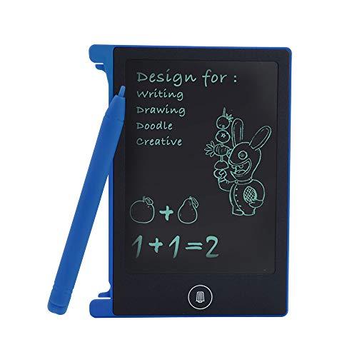 lustiges Spielzeug, ALIKEEY 4,4 Zoll LCD Schreibplatte Doodle Board Kinder Schreiben Pad Zeichnung Grafikkarte