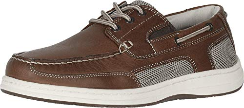 Dockers Unisex Boat Shoe, Briar, 10 US Men