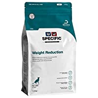 Specific Cat FRD Weight Reduction Economy Pack 3 x 1.6kg was formulated specifically for cats which are overweight or have diabetes mellitus and need a regulated level of glucose. This cat food has a low fat content and a high fibre content which res...