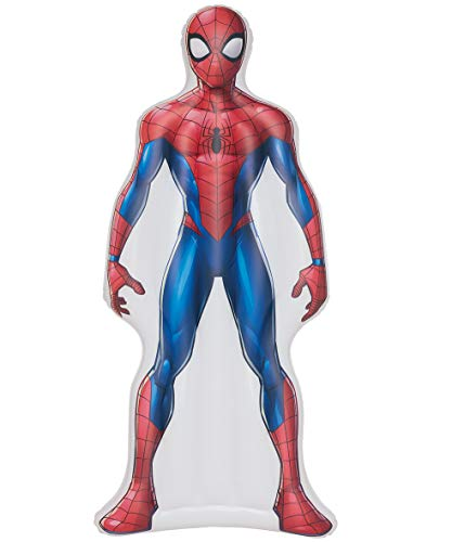 Lively Moments Floater / Luftmatratze / Surfboard / Surfrider Marvel Spider-Man ca. 170 x 77 x16 cm