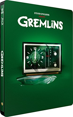 Gremlins 1: Kleine Monster Iconic Moments Steelbook (exklusiv bei Amazon.de) [Blu-ray]