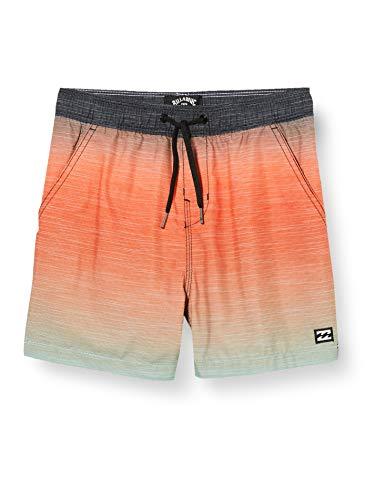 BILLABONG Jungen All Day Faded LB Boy Shorts, Mint, 10