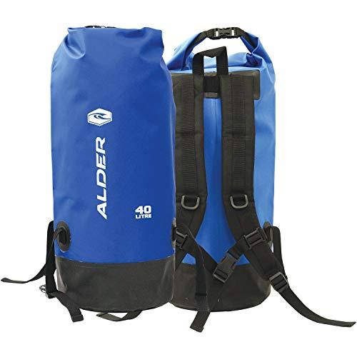 Alder 40L Dry Bag Back Pack 2021 - Blue