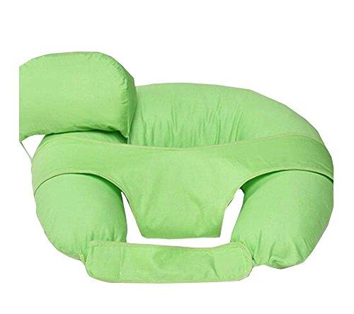 Soft Cotton détachables nurseries Oreiller bébé Coussin d'allaitement