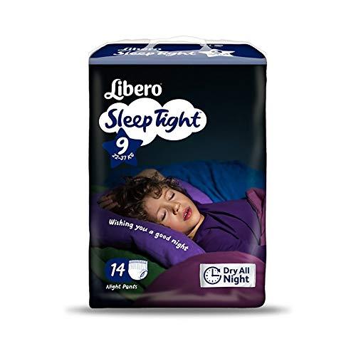 Libero - Sleep Tight 9, 1er Pack (1 x 14 Stück)
