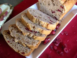 Cranberry Nut Quick Bread Mix