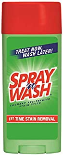 Spray 'N Wash Laundry Pre-Treater Stain Stick 3 oz ( Pack of 3)