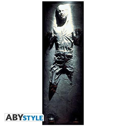 ABYstyle - STAR WARS - Türposter - Han Solo (53x158)