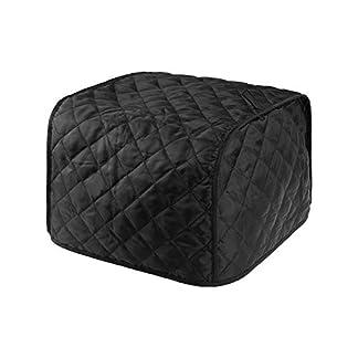 Warmsky-Polyestergewebe-gesteppt-4-Slice-Toaster-Geraet-staubdicht-Abdeckung-Staub-und-Fett-Schutz