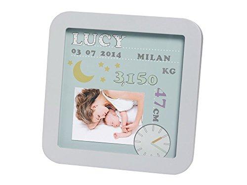 Baby Art 34120143 My Birth Day Cornice Personalizzabile