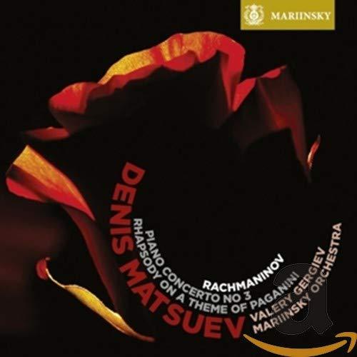 Rachmaninoff: Klavierkonzert 3 Op.30 / Rhapsody Über Ein Thema von Paganini
