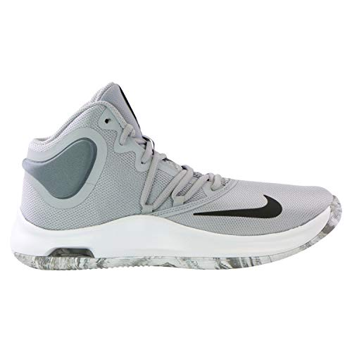 Nike Unisex-Erwachsene Air Versitile Iv Basketballschuhe, Grau (Wolf Grey/Black/White/Cool Grey 3), 43 EU