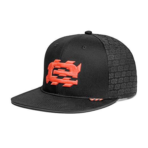 Audi 3132002600 Basecap e-tron Snapback Baseballkappe Cap, schwarz