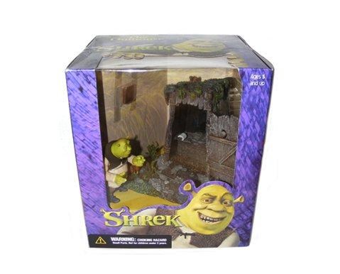 Shrek The Outhouse Playset