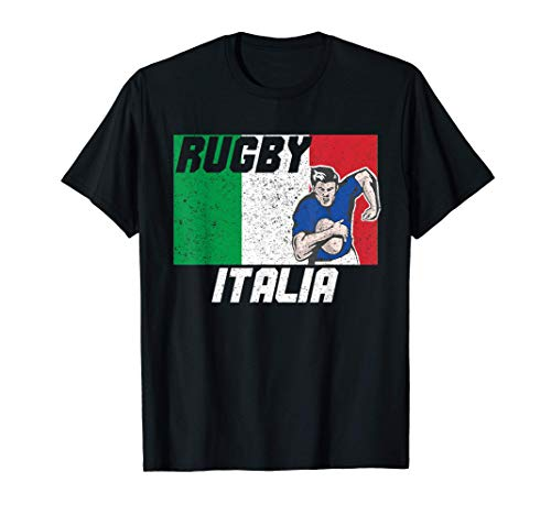 Italien rugby-trikot 2021 Italy Rugby T-Shirt