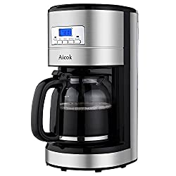 Aicok 12 Cup Coffee Maker