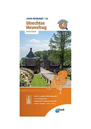 Fietskaart Utrechtse Heuvelrug 1:66.666: Amersfoort