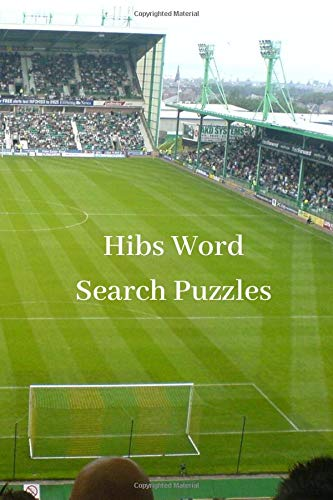 Hibs Word Search Puzzles