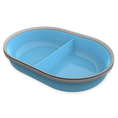 SureFeed Split-Schale, blau