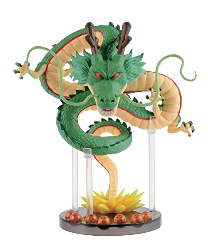 Banpresto Dragon Ball Z 5.5 Movie Mega World Collectable Figure Shenron and Dragon Ball Set by Banpresto
