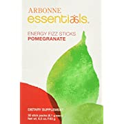 Arbonne Pomegranate Fizz Sticks, 30 count