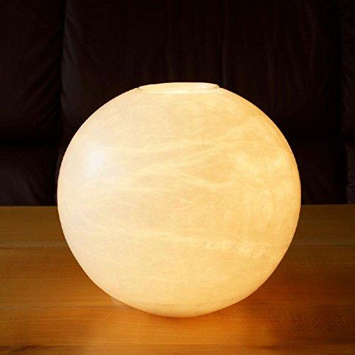 Alabaster-Duftlampe Neumond
