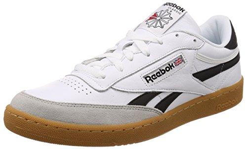 Reebok Revenge Plus Gum Scarpa white/grey/black-gum