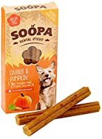 100% natural, nothing added Low in fat, calories & protein Hypo-allergenic & pet nutritionist approved Helps fight bad breath & aid digestion Winner of PPRA Best Pet Product Award