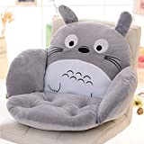 HONGMEI Cute Cartoon Chair Cushions for Home Decoration and Office, Thickened Seat Cushion Sofa Home Decoration Pillow Car Seat,Totoro,See Below for Size descriptions