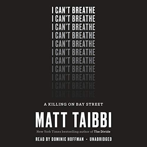 I Can't Breathe audiobook cover art