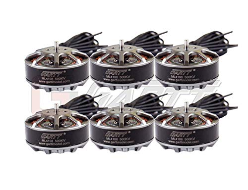 Amazing Deal Part & Accessories Ormino Motor Brushless ML 4108 500KV RC Drone Motor For 1555 propell...