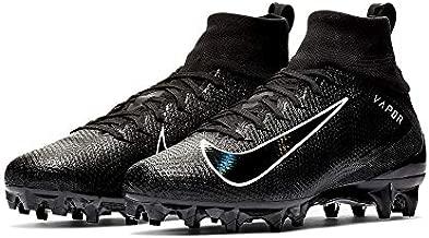 Nike Mens Vapor Untouchable Pro 3 Football Cleat Black/Anthracite Size 9 D US