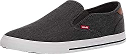 small Levi's Seaside CTL Leisure Black 9.5 Shoes