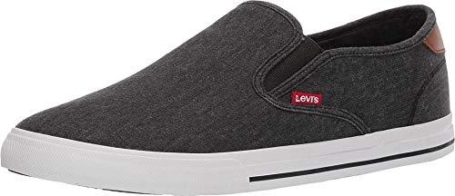 Levi's Mens Seaside CT Slip ON Sneaker