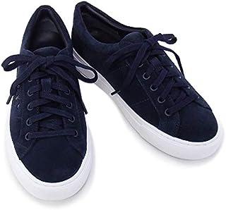 [トリーバーチ] 靴 CHACE LACE UP SNEAKER スニーカー ネイビー (31588 405 TORY NAVY) [並行輸入品]