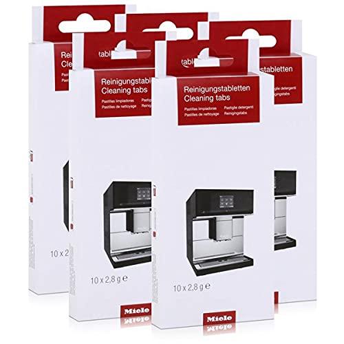 Miele Reinigungstabletten 10270530 10 x 2,8 g (5er Pack)