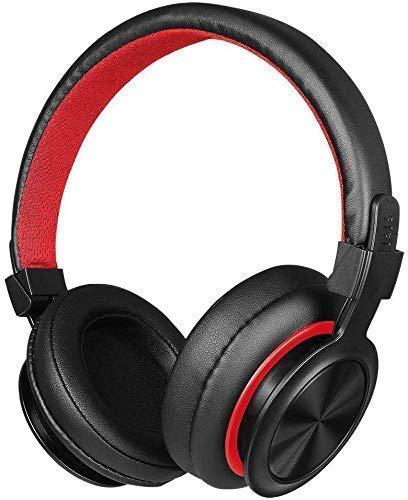 Auriculares 2019 con micrófono, N10 Gaming Music con cable, auriculares ligeros, nombre del color: azul (color: azul) (color: negro) (color: negro) ZHNGHENG (color: rojo)