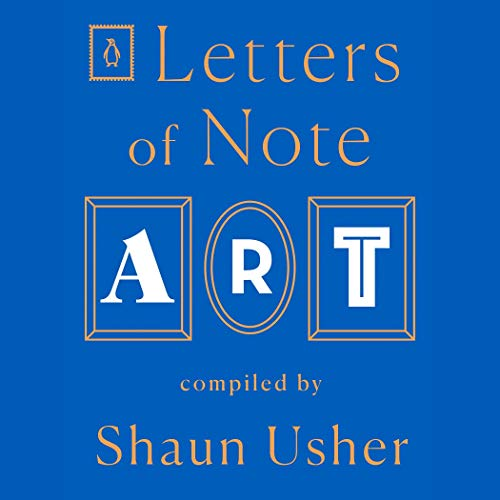 Letters of Note: Art  By  cover art