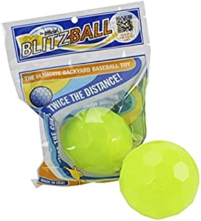BLITZBALL Plastic Baseball (2 Pack)