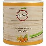 myfruits® Physalis Ganz gefriergetrocknet 50g zu 100% aus Physalis - ohne Zucker - Zusätze - Rohkostqualität