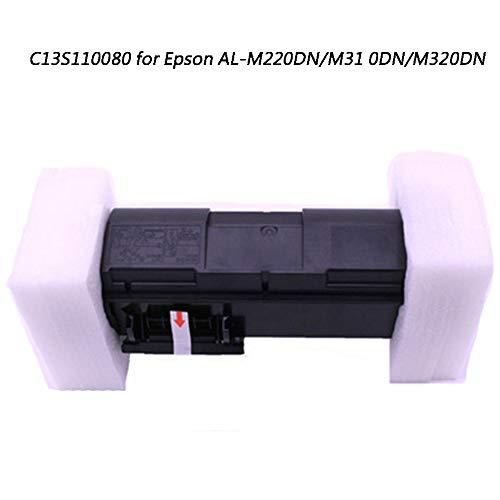 CWETF C13S110080 - Cartucho de tóner para Impresora láser Epson AL-M220DN, M31 0DN y M320DN, 2700 páginas, Color Negro