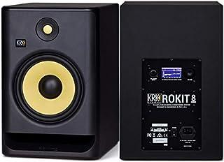 KRK ROKIT G4 Series アクティブスタジオモニター RP8G4 (ペア) 【国内正規品】…