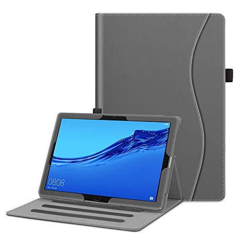 Fintie Hülle für Huawei Mediapad M5 10.8 / M5 10.8 Pro - Slim Shield Multi-Winkel Betrachtung Schutzhülle mit Auto Schlaf/Wach Funktion für 10.8