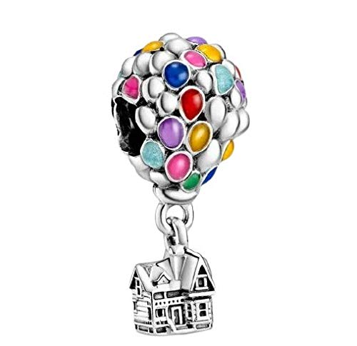UP Balloon Charm - Authentic S925 Sterling Silver